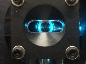 laser del citometro